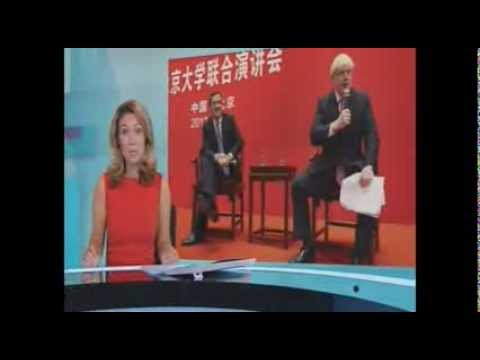 Channel 5 News: Chinese Investment ft The London Taxi Company 141013