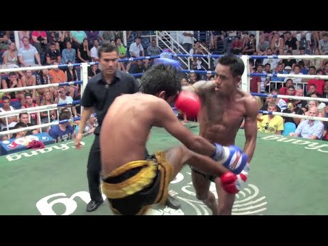 Petdam Tiger Muay Thai returns to the ring @ Bangla Boxing Stadium 22/1/2014