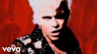 Cradle Of Love – Billy Idol