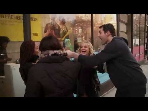 Billy on the Street: It's Not Pitbull- It's Amy Poehler!