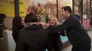 It's Not Pitbull, It's Amy Poehler! Billy on the Street