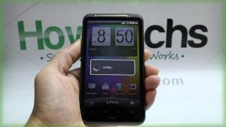 How To Change The Language On HTC Desire HD