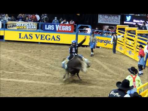 Las Vegas 2012 and the Wrangler National Finals Rodeo