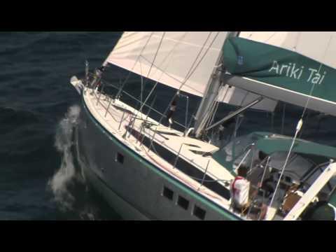 Cigale 16: Le Chantier Alubat présente son voilier en aluminium