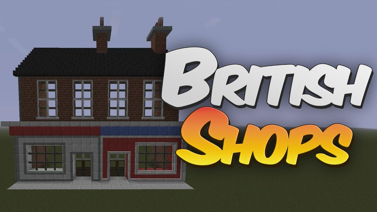 Home Design With Shop Part - 42: ... Design; Small Shop Decoration Ideas By Maxresdefault Jpg 1366 768  Minecraft Build Inspiration ...