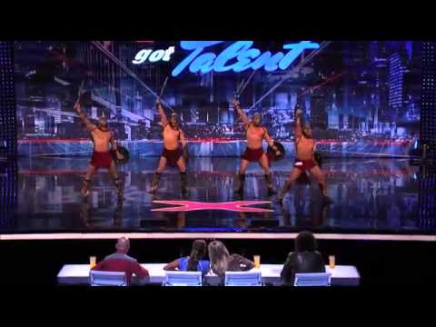 AMERICA_s GOT TALENT -  Hunk O Mania_s International Men of Steel - America_s Got Talent 2013.mp4