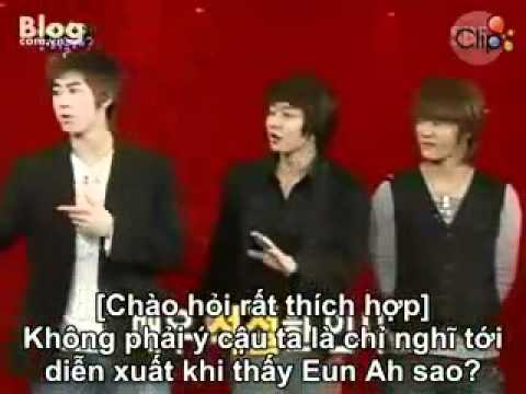 Vietsub DBSK - King and the clown part 2