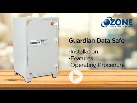 <span>Ozone Guardian Data Safe</span>
