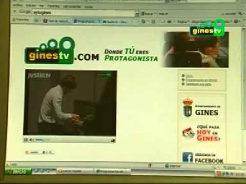 Gines TV deja de emitir en analógico y se transforma en GINESTV.COM