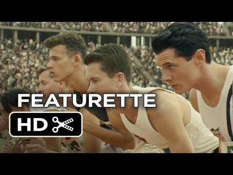 Unbroken Featurette - Run Like Mad: The 1936 Olympics (2014) - Jack O'Connell Movie HD