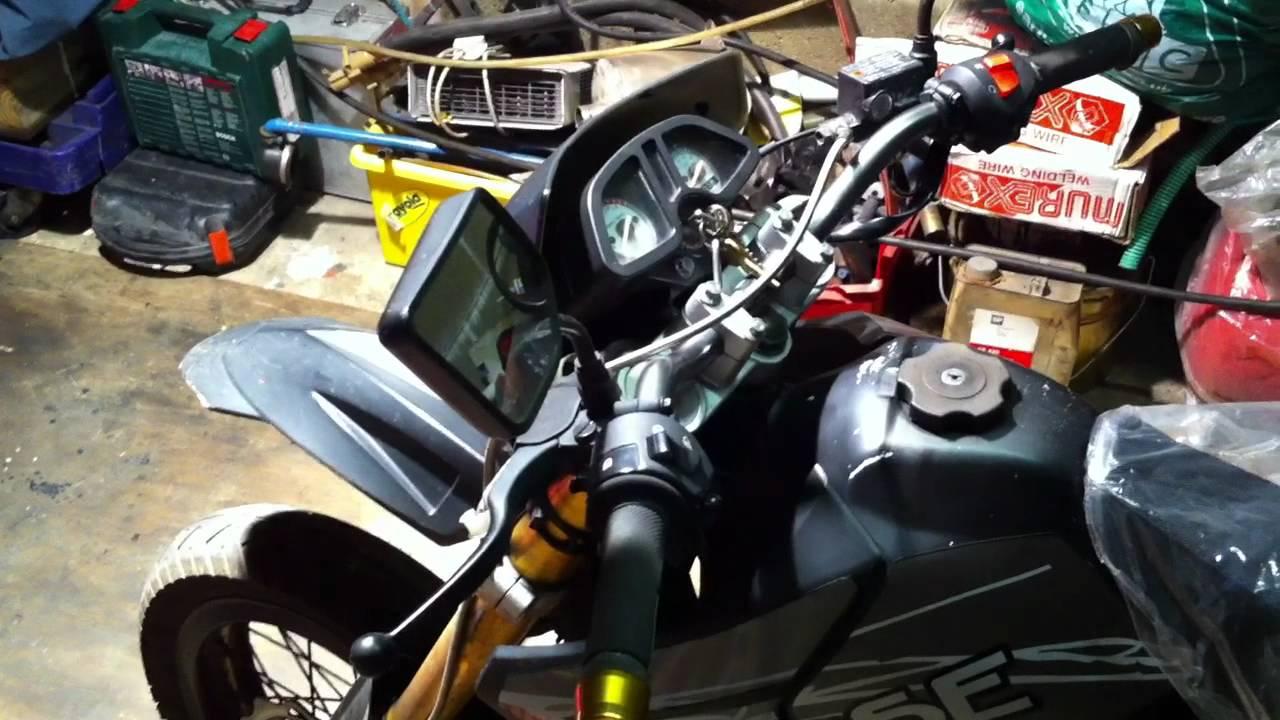 Time For Maintenance  Pulse Adrenaline 125cc