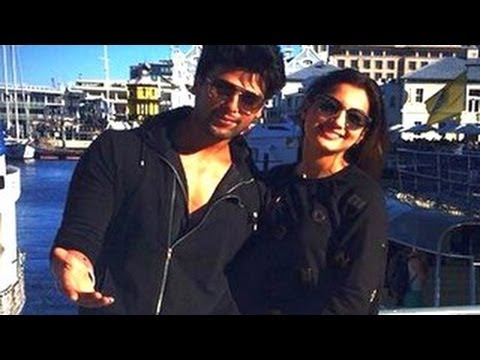 Kushal Tandon & Gauhar Khan's VALENTINE DAY holiday