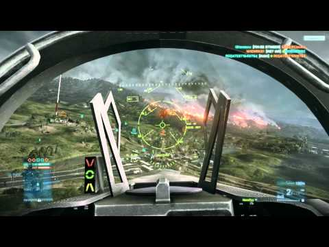 Battlefield 3 | Caspian Border Gameplay