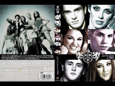 DVD ¿Qué hay detrás de RBD?