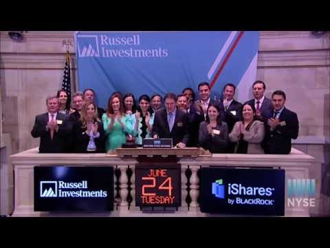 Russell Investments Marks Russell Indexes Reconstitution at the NYSE