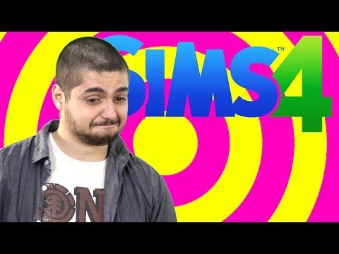 ADEUS MONARK! OLÁ KRANOM! ( The Sims 4) EP. 1