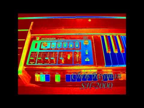 Roland SH-2000 by CHRIS KEYMAN
