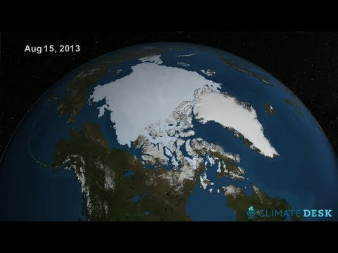 What's Really Going on With Arctic Sea Ice?