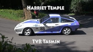 TVR Tasmin At Wiscombe Park Speed Hillclimb May 2014