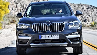 BMW X3 (2018) Interior, Design, Driving [YOUCAR]. YouCar Car Reviews.