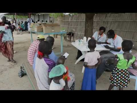 CARE South Sudan Radio Miraya Interview