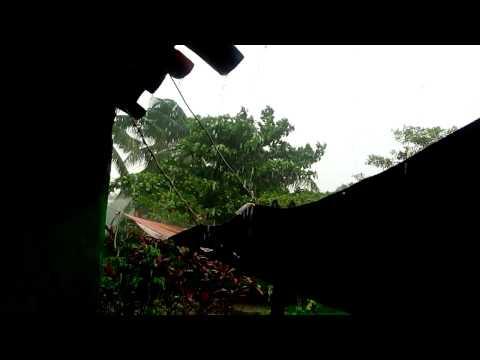 Zanatepec lluvias