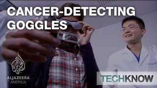 Cancer-Detecting Goggles