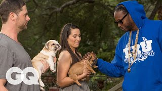 2 Chainz Pets a $100K Dog | Most Expensivest Shit | GQ