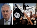 Secretary Tillerson to address the fight against ISIS