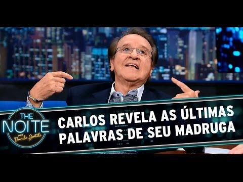Carlos Villagrán revela as últimas palavras de Seu Madruga