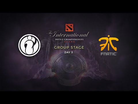 iG -vs- Fnatic, The International 4, Group Stage, Day 3