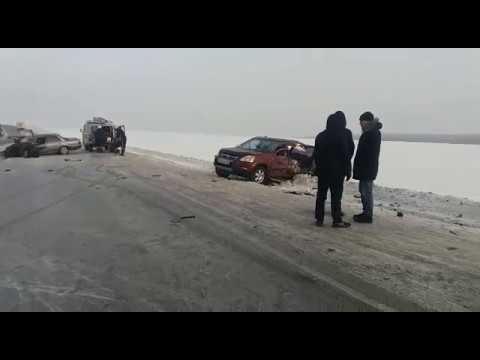 Один человек погиб во время аварии на трассе под Искитимом