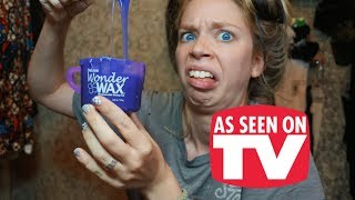 WONDER WAX - DOES THIS THING REALLY WORK?