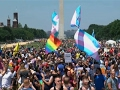Equality March for LGBT Rights in Washington, DC