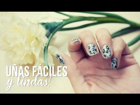 2 ideas para tus uñas, súper fáciles!
