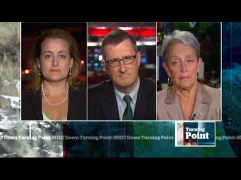 Turning Point: Malaysia Airlines Flight MH17 Crash