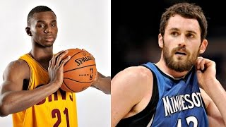 NBA Fan Reaction To Andrew Wiggins Trade For Kevin Love