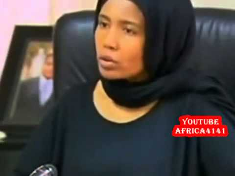 Azeb Mesfin Interview   Foundation Meles
