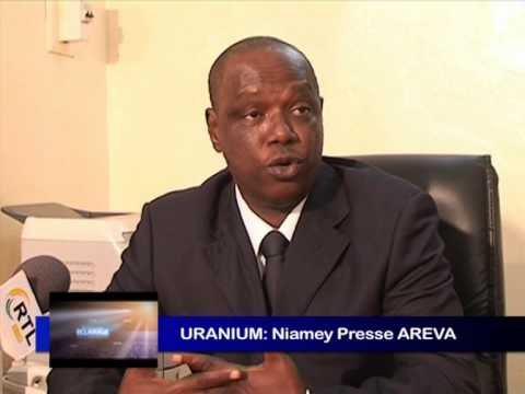 DR Mamane HIMA  Uranium  Areva arnaque le NIGER