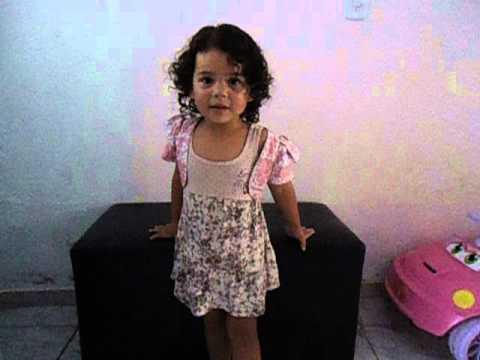 Aline Barros Mirim - Ana Julia Esperança PB