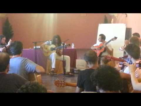 TOMATITO MASTER CLASS (guitarra Juan Miguel González)