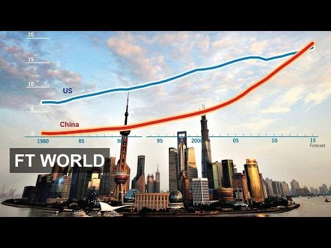 China economy set to overtake US