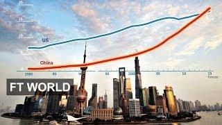China Economy Set To Overtake US