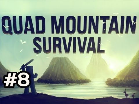 Minecraft: Quad Mountain Survival w/Nova Ep.8 - RIIIIIIIIICCCCKKKK