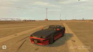 GTA 4 Car mods