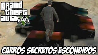 GTA V Carros Secretos Escondidos No Código Do Jogo