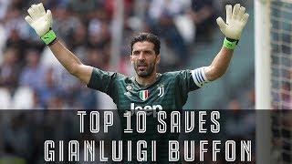 #UN1CO: Gianluigi Buffon's Top 10 saves