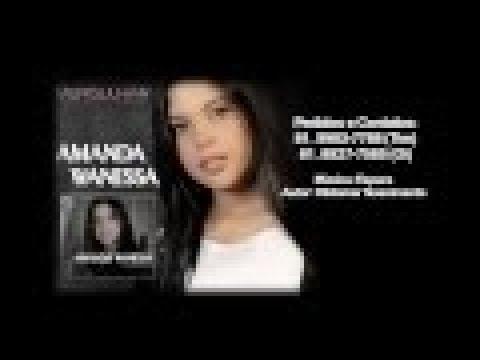 AMANDA WANESSA - Lançamento 2014 - ESPERA - CD MERGULHAR