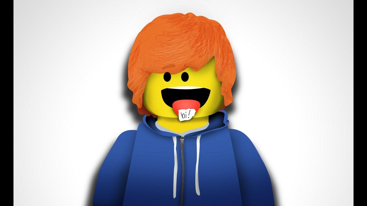 Ed sheeran lego house lego version youtube for Lego house original