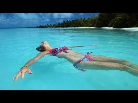 Cook Islands, Aitutaki lagoon, Holiday travel video guide part 6